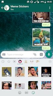 MEME Indonesia WA Stickers v1.0 screenshots 2