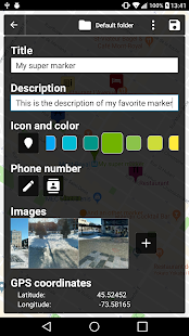 Map Marker v2.20.0_394 screenshots 4