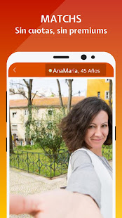 Mas40 Dating for over 40 people v2.2.6 screenshots 2