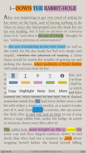 Moon Reader v6.9 screenshots 3