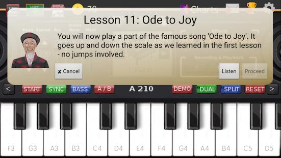 Music Keyboard v10.71 screenshots 3