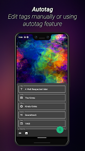 Music Tag Editor – Mp3 Tagger Free Music Editor v3.0.10 screenshots 1