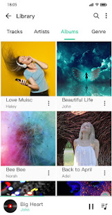 Music player amp Video player with equalizer v1.2.2 screenshots 5