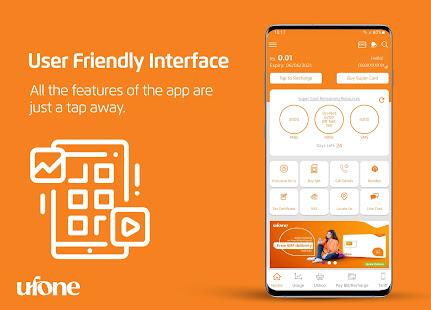 My Ufone v8.5 screenshots 2