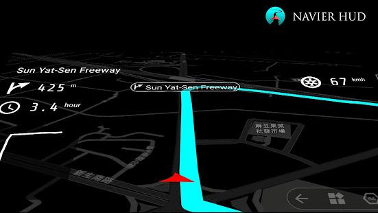 Navier HUD 3 v3.4.11 screenshots 2