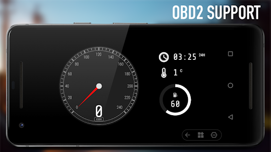 Navier HUD 3 v3.4.11 screenshots 6