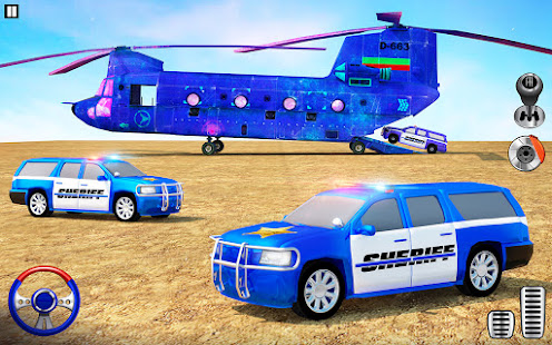 Offroad Police Transporter Truck 2021 v1.0.32 screenshots 1