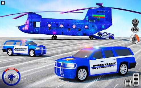 Offroad Police Transporter Truck 2021 v1.0.32 screenshots 11