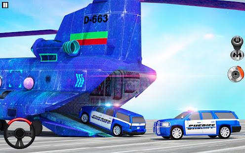 Offroad Police Transporter Truck 2021 v1.0.32 screenshots 14
