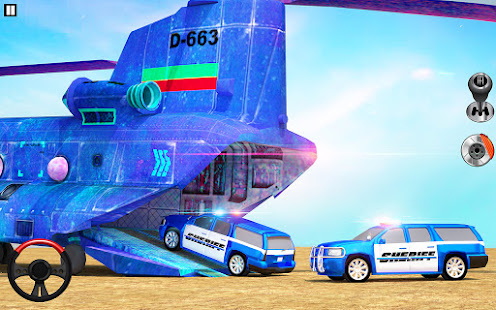 Offroad Police Transporter Truck 2021 v1.0.32 screenshots 16