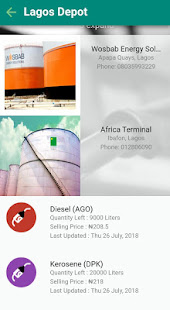 PetroApp v1.8 screenshots 7