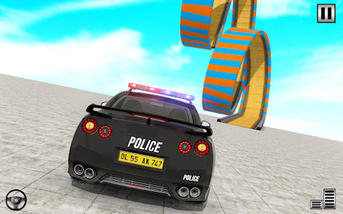 Police Mega Ramp – Car Stunts Games v1.15 screenshots 15