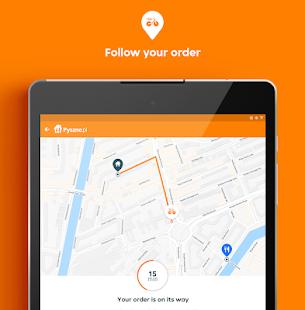 Pyszne.pl order food online v7.10.3 screenshots 16