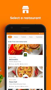 Pyszne.pl order food online v7.10.3 screenshots 2