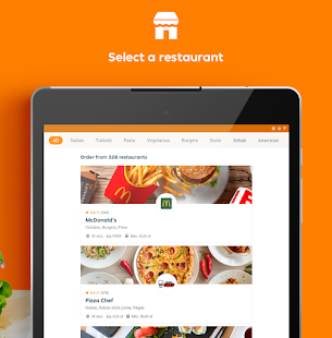 Pyszne.pl order food online v7.10.3 screenshots 8