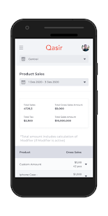 Qasir Point of Sale and Sales Report v4.17.1-build.2 screenshots 2
