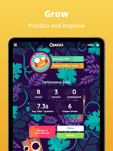 Quizizz Play to learn v5.6 screenshots 8
