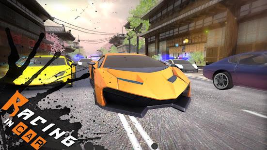 Racing In Car 3D v2.0.0 screenshots 2