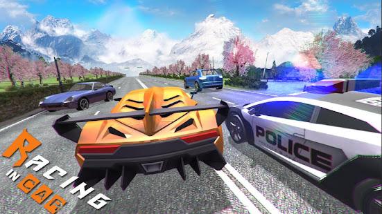 Racing In Car 3D v2.0.0 screenshots 3