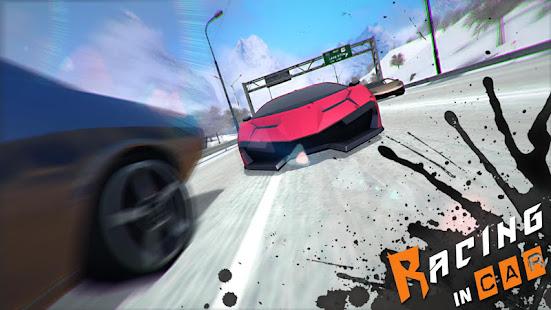 Racing In Car 3D v2.0.0 screenshots 5