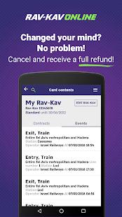 Rav-Kav Online Rav-Kav Loading v1.6.1 screenshots 7