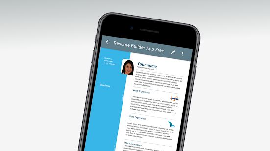 Resume Builder App Free v210908 screenshots 2