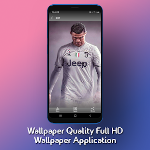 Ronaldo Wallpaper HD v1.17 screenshots 19