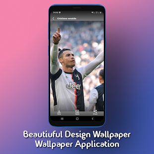 Ronaldo Wallpaper HD v1.17 screenshots 23