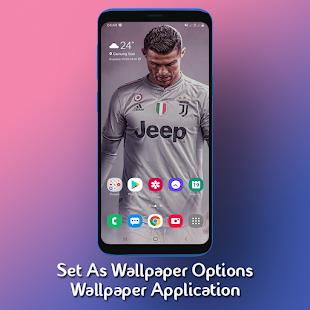 Ronaldo Wallpaper HD v1.17 screenshots 4