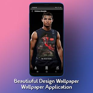 Ronaldo Wallpaper HD v1.17 screenshots 8