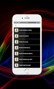 Ruqyah Mp3 Offline Sheikh Mishary Rashid Alafasy v7.0 screenshots 2