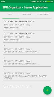 SPIL Organizer v3.9.1 screenshots 2