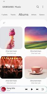 Samsung Music v16.2.25.11 screenshots 5