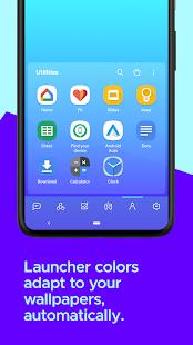 Smart Launcher 5 v5.5 build 050 screenshots 5