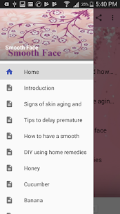 Smooth Face v1.0 screenshots 1