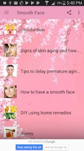 Smooth Face v1.0 screenshots 5