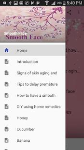 Smooth Face v1.0 screenshots 8