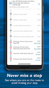 Stagecoach Bus PlangtTrackgtBuy v2.1.20.377 screenshots 6