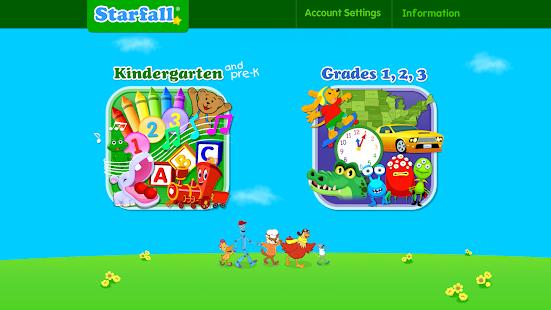 Starfall.com v3.0.22 screenshots 17