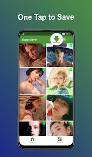 Status Saver – Download amp Save Status for WhatsApp v screenshots 2