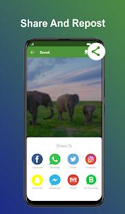 Status Saver – Download amp Save Status for WhatsApp v screenshots 3