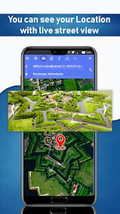 Street View Map HD Satellite View amp Earth Map v1.19 screenshots 2