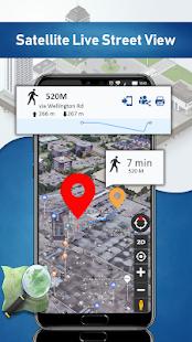 Street View Map HD Satellite View amp Earth Map v1.19 screenshots 4