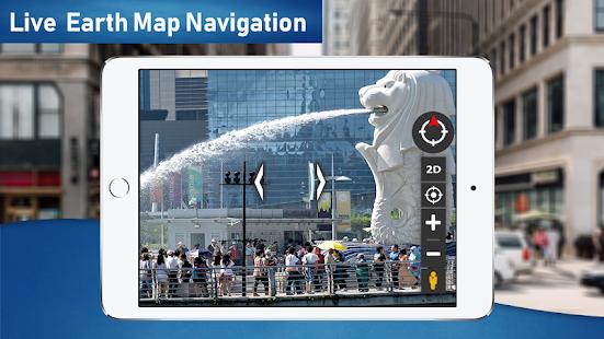 Street View Map HD Satellite View amp Earth Map v1.19 screenshots 5