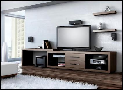 TV Cabinet Design Wallpaper v61.0.0 screenshots 1