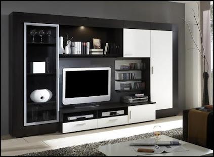 TV Cabinet Design Wallpaper v61.0.0 screenshots 5