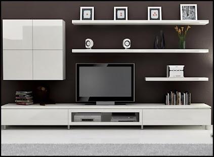 TV Cabinet Design Wallpaper v61.0.0 screenshots 6