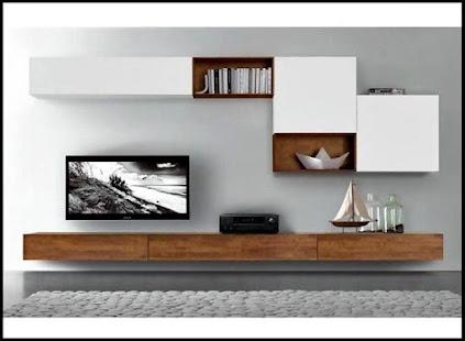 TV Cabinet Design Wallpaper v61.0.0 screenshots 7