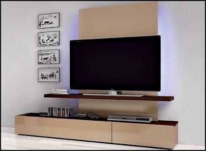 TV Cabinet Design Wallpaper v61.0.0 screenshots 8