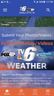TV6 amp FOX UP Weather v5.3.700 screenshots 2